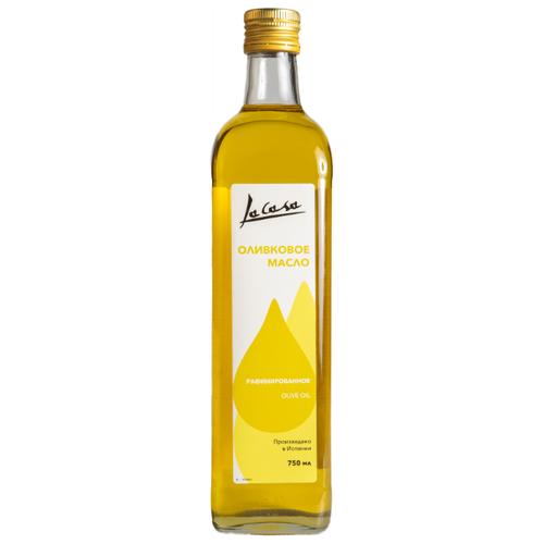 La Casa Масло оливковое рафинированное 0.75 л de cecco масло оливковое рафинированное 1 л
