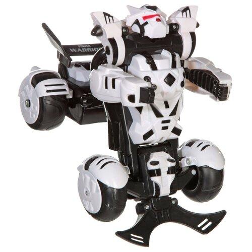 Робот-трансформер Zhorya FullFunk ZYB-B0555 черный/белый трансформер zhorya ударный