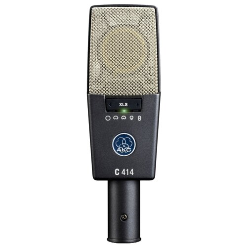Микрофон AKG C414XLS, черный