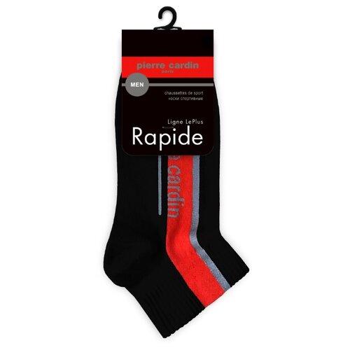 Носки Pierre Cardin Rapide, размер 45-47, черный