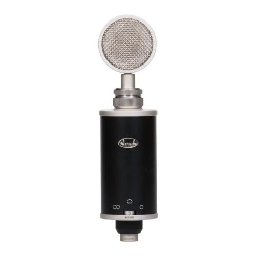 Микрофон Октава МКЛ-5000 футляр черный