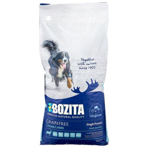 Сухой корм для собак Bozita баранина с картофелем 12.5 кг сухой корм для собак bozita баранина с картофелем 3 5 кг