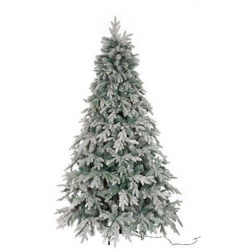 Crystal trees Ель искусственная Неаполь LED 1.2 м crystal trees ель искусственная амати 2 1 м