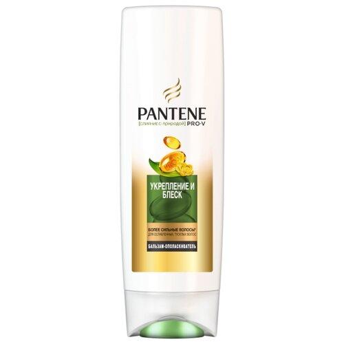 Pantene бальзам-ополаскиватель Слияние с природой Укрепление и блеск для слабых, тусклых волос, 360 мл недорого