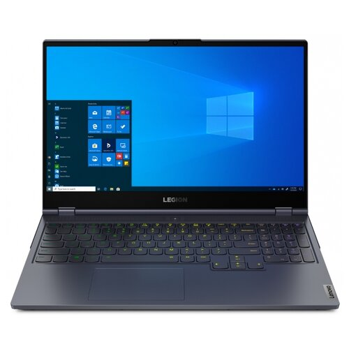 Купить Ноутбук Lenovo Legion 7 15IMH05 (81YT005DRU), slate grey