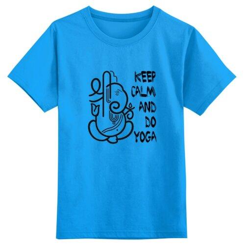 Футболка Printio размер XS, голубой, Футболки и майки  - купить со скидкой