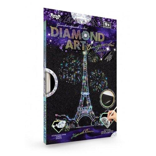Купить Набор для создания мозаики.DIAMOND ART. Набор 5 Лошадь , Danko Toys, Алмазная вышивка