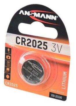 Батарейка ANSMANN CR2025