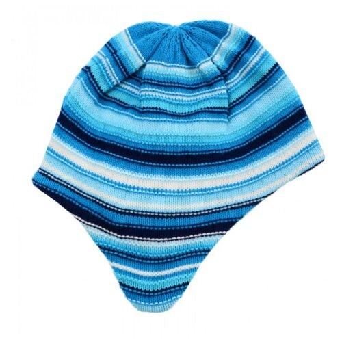Шапка playToday размер 46, синий шапка playtoday размер 46 сиреневый