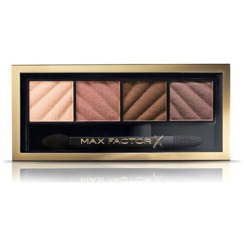 Max Factor Палетка теней Smokey Eye Matte Drama Kit 10 alluring nude thebalm палетка теней meet matt e nude 42 1 гр