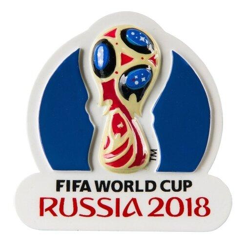 автомобильная наклейка fifa 2018 world cup russia 22 4 х 23 см Магнит MILAND FIFA 2018 - Кубок World Cup
