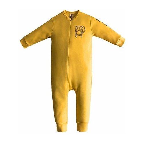 Комбинезон Tucan & Сake размер 92, желтый, Комбинезоны  - купить со скидкой