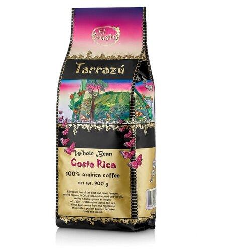 Кофе в зернах El Gusto Tarrazu, арабика, 900 г термокружка el gusto grano 113b blue 470 мл