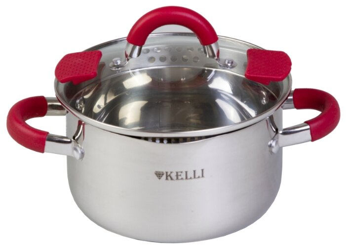 Кастрюля Kelli KL-4271-18 2,6 л