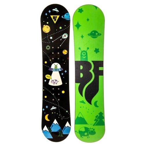 Сноуборд BF snowboards Techno Smalls (19-20) мультиколор 100