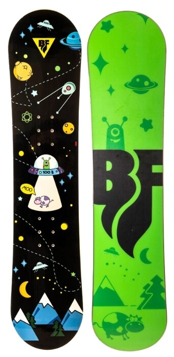 Сноуборд BF snowboards Techno Smalls (19 20)