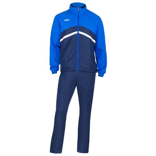 Спортивный костюм Jogel размер XS, темно-синий/синий/белый платье oodji ultra цвет красный белый 14001071 13 46148 4512s размер xs 42 170