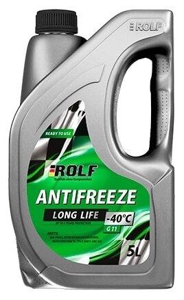 Антифриз ROLF Long Life G11 Green