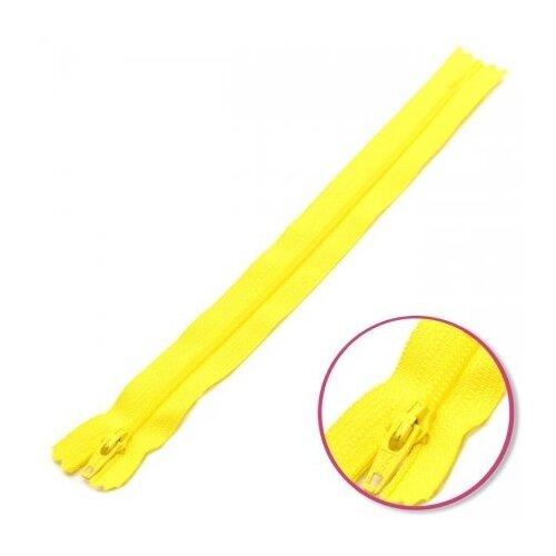 Купить YKK Молния 0561179/25, 25 см, желтое солнце/желтое солнце, Молнии и замки