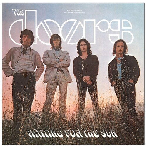 цена на The Doors. Waiting For The Sun (50th Anniversary Edition) (LP)