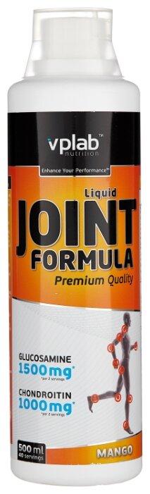 Препарат для укрепления связок и суставов vplab Liquid Joint Formula Манго (500 мл)