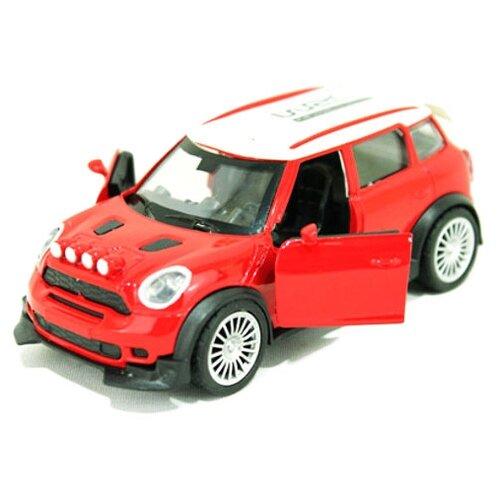 Легковой автомобиль Yako Драйв (M6114) 1:34 11 см красный недорого