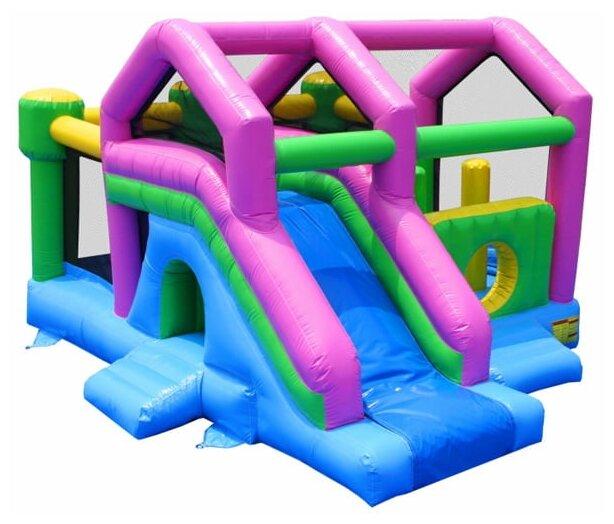 Надувной комплекс Happy Hop Удовольствие 3 в 1 1010