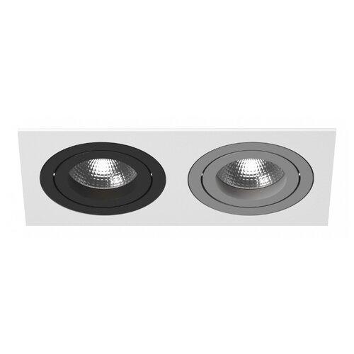 Встраиваемый светильник Lightstar i5260709 встраиваемый светильник lightstar helio 011148