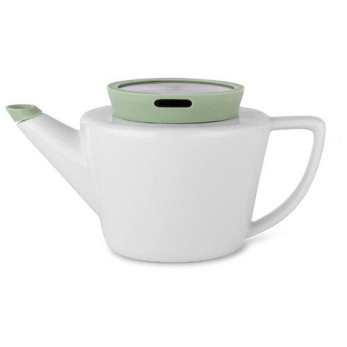 VIVA Scandinavia Заварочный чайник с ситечком Infusion V34801/V34821/V34824/V34833 500 мл, белый/мятный