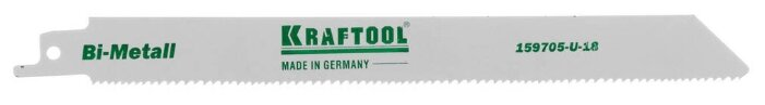Пильное полотно для сабельной пилы Kraftool 159705