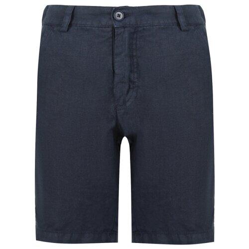 Купить Шорты Il Gufo P19PB069L6007 размер 92, синий, Брюки и шорты