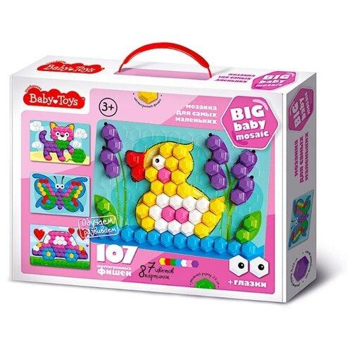 Десятое королевство Baby Toys Утенок 107 элементов (02518)