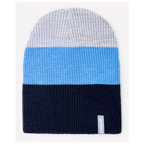 Купить Шапка crockid размер 46-48, темно-синий/голубой, Головные уборы
