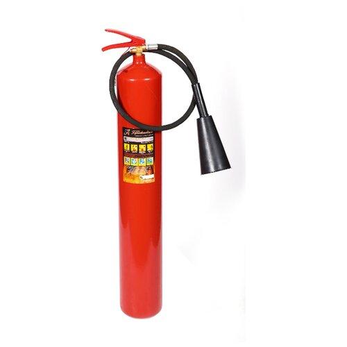 цена на углекислотный огнетушитель Ярпожинвест ОУ-7