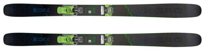 Горные лыжи Head Kore 105 + Крепление ATTACK² 13 GW (2020) (180)