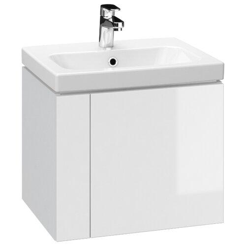Тумба для ванной комнаты Cersanit Colour 50, ШхГхВ: 49.4х39.7х42.1 см, цвет: белый