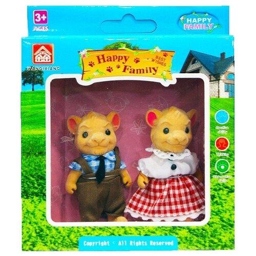 Игровой набор Happy Family Семья львов 012-13С