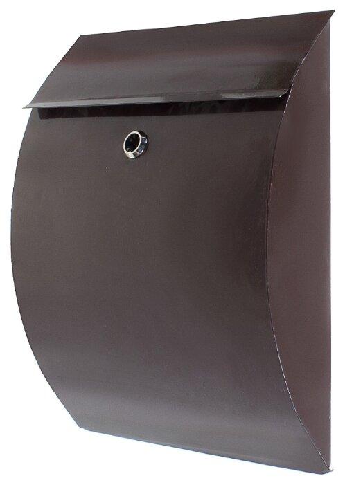 Почтовый ящик Горыныч Сфера 11174 350х300 мм, коричневый