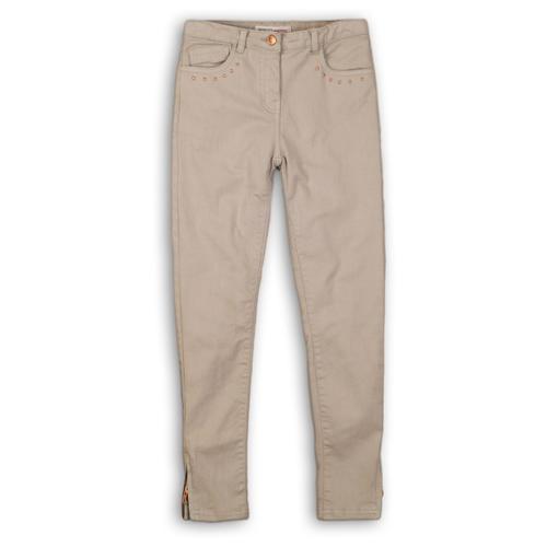 Брюки Minoti Peachy 8 размер 8-9 л, бежевый брюки quelle minoti 1020938
