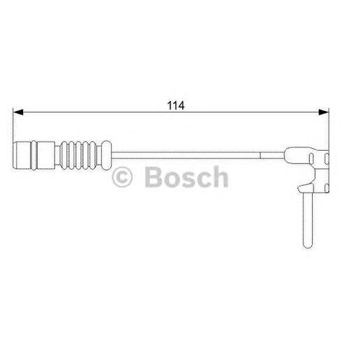 Датчик износа тормозных колодок передний Bosch 1987473011 для Mercedes-Benz M-class