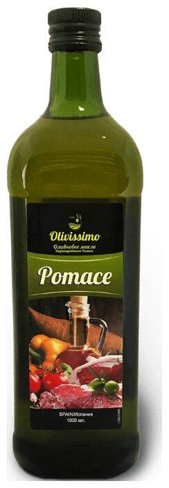 Olivissimo Масло оливковое рафинированное рафинированное для жарки Pomace