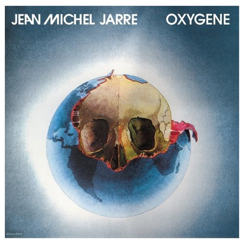 Jean Michel Jarre. Oxygene (LP) jean michel jarre magnetic fields lp