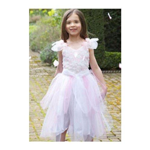Платье travis designs Розовая фея (SRF), розовый, размер 3-5 лет платье travis designs бальное платье розовый размер 3 4 года