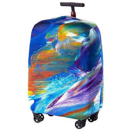 Фото - Чехол для чемодана RATEL Inspiration Melancholy L, разноцветный чехол для чемодана ratel inspiration obscurity m разноцветный