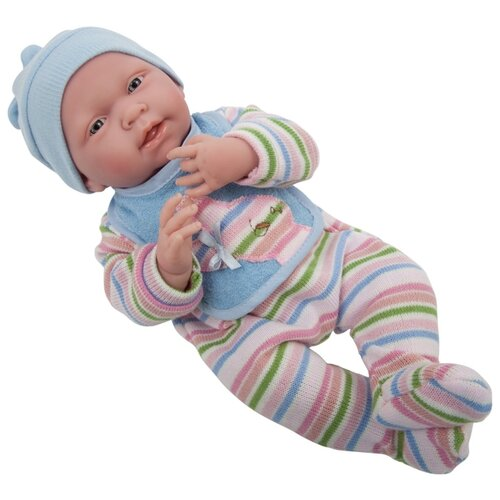 Купить Пупс JC Toys BERENGUER Newborn, 38 см, JC18057, Куклы и пупсы