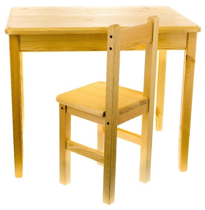 Комплект КИН стол + стул набор 3