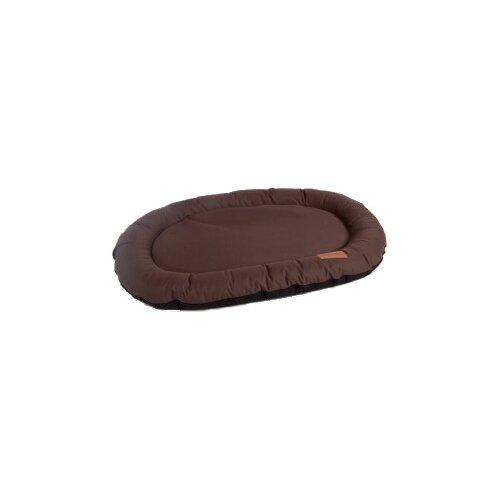 Лежак для собак Katsu Pontone Kasia S 74х46х15 см шоколадный