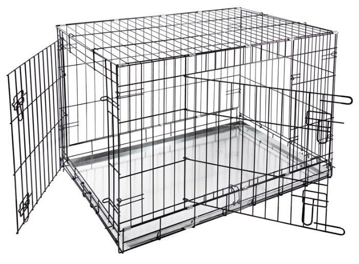 Клетка для собак Triol 30691019 91.5х62х70 см