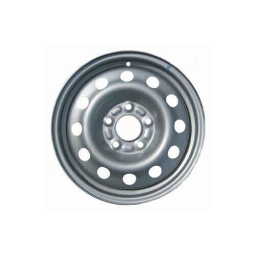 Фото - Колесный диск Trebl 9680 6.5x16/5x100 D57.1 ET42 Black колесный диск trebl 8030 6x15 5x100 d56 1 et55 black