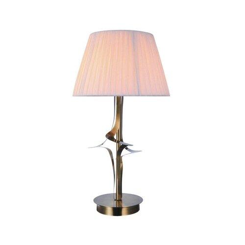 цена на Настольная лампа Omnilux Grottole OML-63604-01, 60 Вт